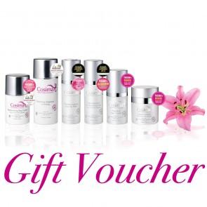 Cosima Skincare Gift Voucher